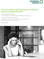The stress factor and its impact on employees' mental and physical health